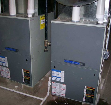 Two new furnaces